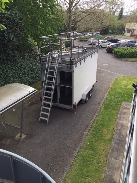 Confined Space Mobile Training Unit